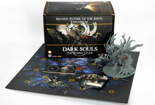 The Board Game Dark Souls Father of the Abyss Preorder SFG BtD Manus