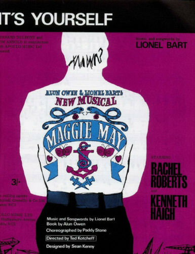 "It/'s Yourself From Lionel Bart/'s /""Maggie May/"" Song"