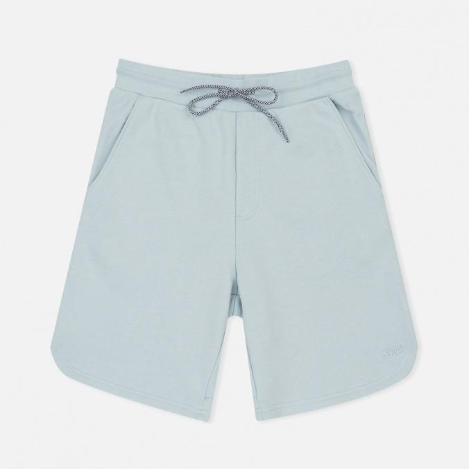 Asics Mens Shorts Classic Sportstyle Fashion Shorts - Skyway - New