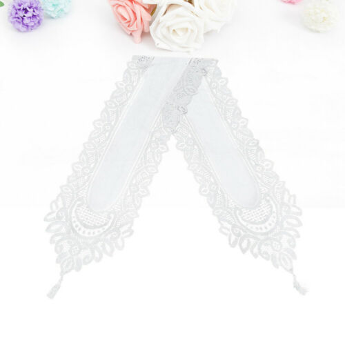 1PC Xmas Lace Hollow Tablecloth Christmas Decorative Table Cover Table Flag for