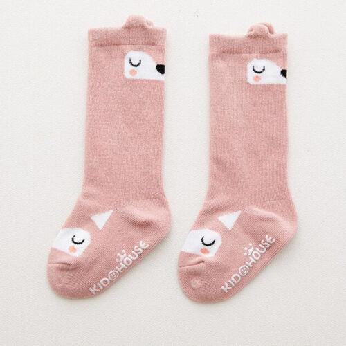 Baby Kinder Mädchen Fuchs Strumpfhosen Socken Kniestrümpfe Strümpfe Strumpfband