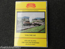 Brecon, Oswestry, Steam Along The Welsh Borders, Hereford to Bala B&R Vol103 DVD