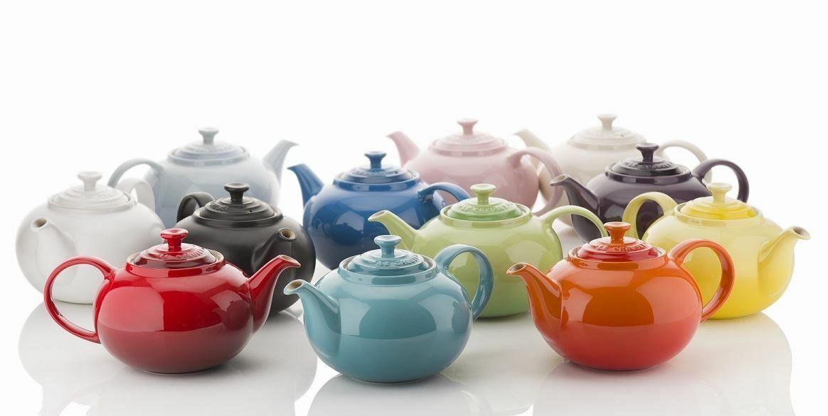 Le Creuset Classic Tea-Pot 1.3Ltr - 5 Cup - Various Colours