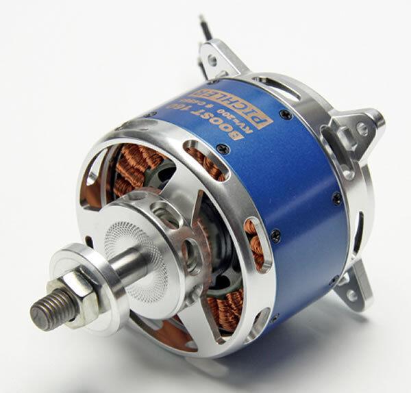 Pichler E-Motor BOOST 140  Brushless  Motor C4564    Ausgezeichnetes Handwerk
