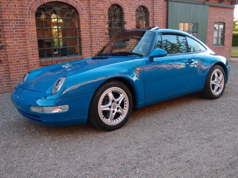 Porsche 911 Targa aut. - 1