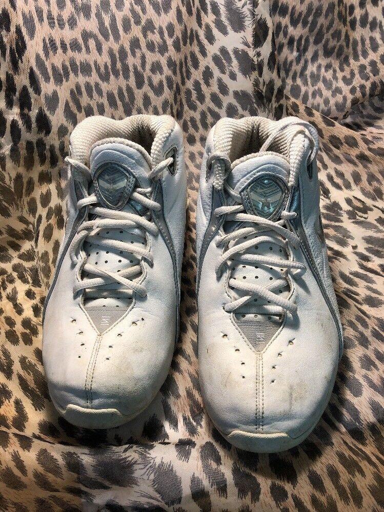Womens 2005 8 US Nike Show Zoom Air Basketball Shoes Black 311233 Sneakers Gym Seasonal clearance sale