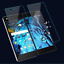 thumbnail 3 - For ZTE Axon M Z999 Phone Tempered Glass Ultra Thin Screen Protectors