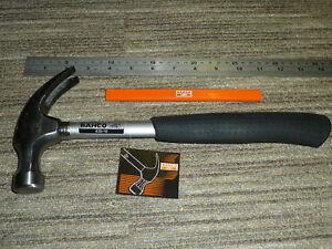 Bahco 429-16 Claw Hammer Steel 16oz