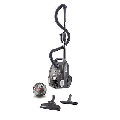 Hoover Staubsauger ThunderSpace Sport TS70_TS2S inkl. Fußball, EEK A, 700W
