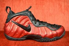 quality design a7f20 79946 item 3 WORN TWICE Nike Air Foamposite One Pro Size 9.5 University Red Black  624041 604 -WORN TWICE Nike Air Foamposite One Pro Size 9.5 University Red  Black ...