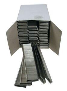 Pneumatische Möbel Tacker für Druckluft im Koffer inc 100 Klammern