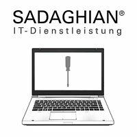 Reparatur Laptop Notebook Medion MD Akoya Grafikkarte Grafik Mainboard GPU Bild
