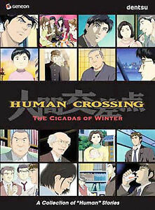 Human-Crossing-Vol-2-The-Cicadas-of-Winter-DVD-2005-With-Race-Car-Lupin