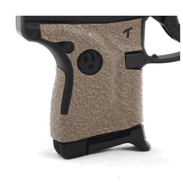 Talon Grips for Ruger Sr9/sr40/sr45/9e Rubber Texture Moss Color Grip Wrap  504m
