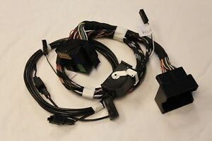 VW-Seat-Genuine-Skoda-Bluetooth-Wiring-Harness-Cable-MFD3-RNS510-Modeles-RCD510