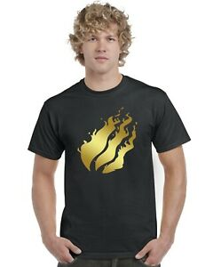 Gold-PrestonPlayz-Kids-T-Shirt-YouTuber-Preston-Childrens-Tee-Top