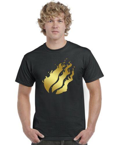 Prestonplayz Oro Bambini T-shirt youtuber Preston per bambini Tee Top