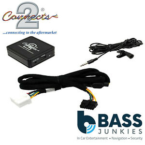 Honda Jazz 2002 On Car Bluetooth Streaming Aux Handsfree Interface