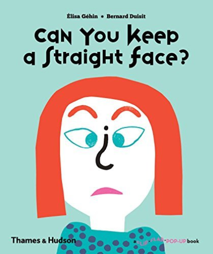 Can You Keep A Straight Face? BOOKH NEUF