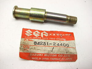 SUZUKI-NOS-REAR-BRAKE-ANCHOR-PIN-84-86-ALT125-ALT-85-ALT185-84-87-LT125-LT185