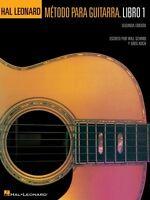 Hal Leonard Metodo Para Guitarra. Libro 1 Segunda Edition - Hal Leonar 000697364
