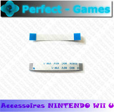 flex ribbon button ON OFF power eject led disc power switch board nintendo Wii U