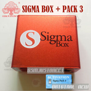 Details about Sigma box repair flash for Alcatel,Motorola,ZTE & other MTK+  9 cables+Pack3