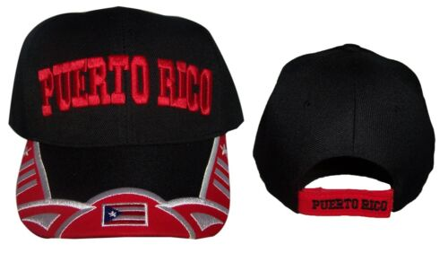 PUERTO RICO Country Baseball Caps Hats Embroidered Gifts 75050CCPR1  ^*