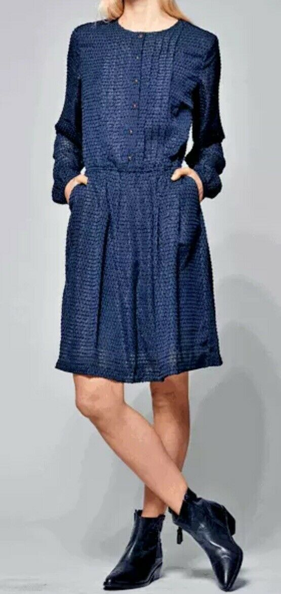 Gestuz Ladies Lace Dress UK Größe 10 (Please See Manufacturers Größe Guide In Pic)