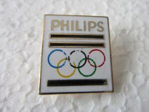 1984-LOS-ANGELES-Olympics-PHILIPS-pin-BADGE