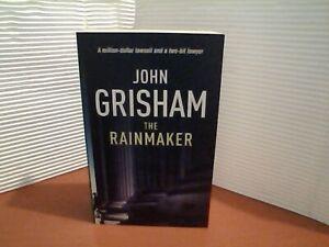 LIBRO IN LINGUA INGLESE JOHN GRISHAM THE RAINMAKER