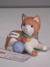+# A006453_01 Goebel Archiv Muster Limpke Nina & Marco Katze Cat mit Ball 66-965