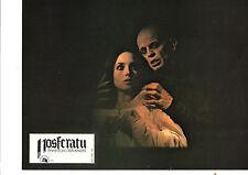 Aushangfoto NOSFERATU Klaus Kinski Isabelle Adjani Horror Kult #20