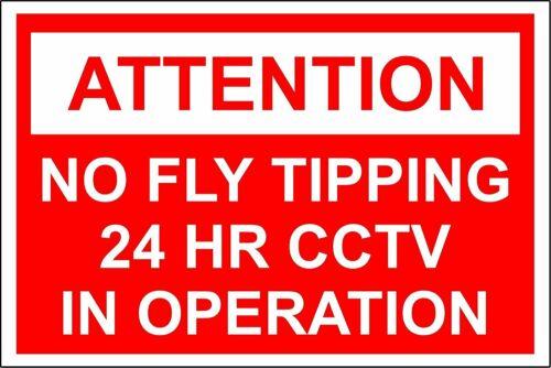 NO FLY ribaltamento sign