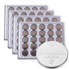 100pcs Wholesale Lot CR2032 3V Lithium Battery LED Tea Light Candles Cells
