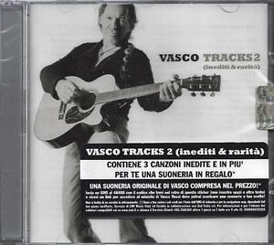 CD-Compact-disc-VASCO-ROSSI-TRACKS-2-INEDITI-amp-RARITA-Nuovo-Originale