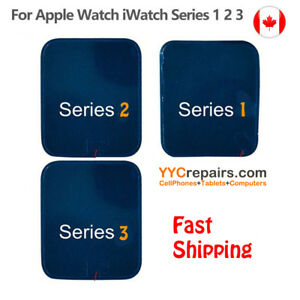 wholesale dealer 63b42 e8d3a Details about Waterproof Screen to Frame Adhesive Glue Sticker Apple Watch  iWatch Series 1 2 3