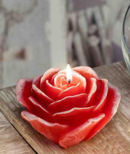 Moulin Rouge-Rose Bougie Parfumée décoratifs en Boîte-Fête Des Mères Cadeau