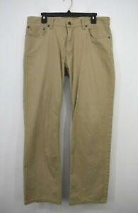 Polo Ralph Lauren Men Straight Leg Comfort Fit Cotton 5-Pocket Denim Jeans 34/30