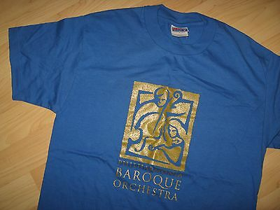 Philharmonia Baroque Orchestra Tee - Vintage 1996 San Francisco CA USA T Shirt M