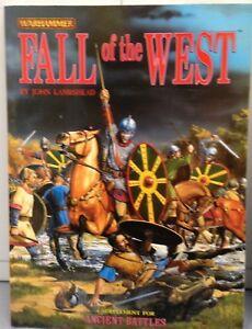 Warhammer Ancient Battles - La chute de l'Ouest Nouveau 9011972958016