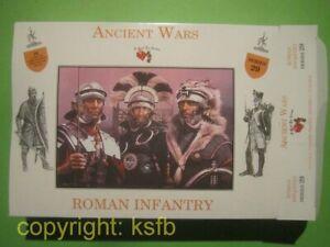 1-32-A-Call-to-Arms-29-Antike-Zeit-Roemer-Legion-Soldaten-mit-Schild-Romans