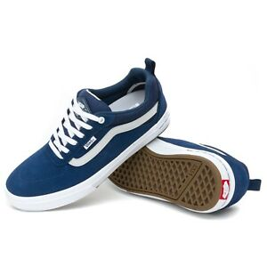 e0be71eff6 Vans Kyle Walker Pro Skate Shoes - Dark Denim Antarctica VN0A2SGU1V ...