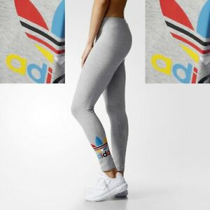 565a090af8fc6 Image is loading Adidas-Originals-TRF-Womens-Fitness-Gym-Sports-Leggings-