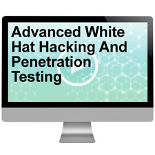 5456b4b7bf6 Advanced White Hat Hacking And Penetration Testing Video Training Course