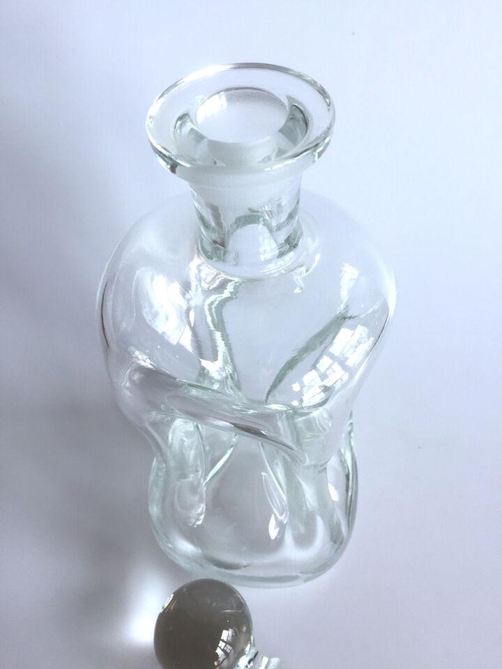 Kastrup-Holmegaard klukflaske / karaffel