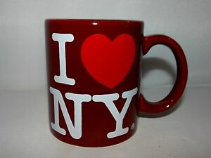 World S Details About 12ozCoffee I Tea New York City Maroon Cup Souvenir Love Mug amp;t PkuOXZiwT