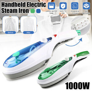 1000W-Portable-Electric-Steam-Iron-Handheld-Fabric-Clothes-Laundry-Steamer-Brush