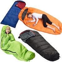 Skandika Camping Mumien Decken Schlafsack 8 Modelle Zur Auswahl Neu