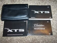 2013 Cadillac Escalade ETS Owner Operator User Guide Manual Luxury Premium V8